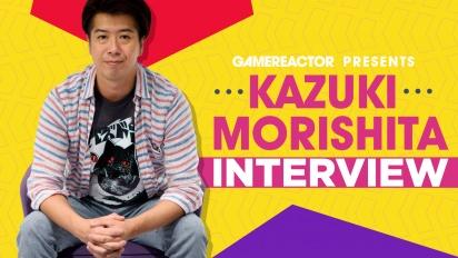 GungHo Online Entertainment - Interview mit Kazuki Morishita