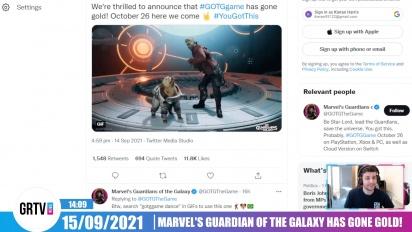 GRTV News - Marvel's Guardians of the Galaxy erreicht Goldstatus