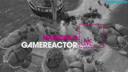 Magicka 2 - Livestream-Wiederholung