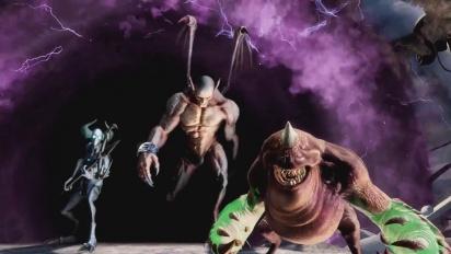 Killer Instinct - Retro Gargos vs Retro Tusk Gameplay Trailer