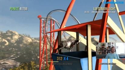 Goat Simulator - Livestream-Wiederholung (deutschsprachig - Christian Gaca)