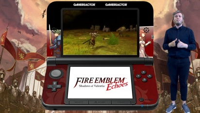 Fire Emblem Echoes: Shadows of Valentia - Was ist so besonders an Echoes (Video #1)