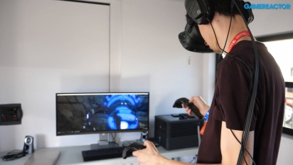 The Talos Principle VR - Damjan Mravunac Interview