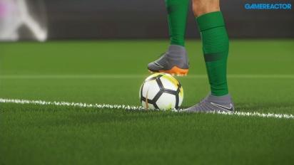 Pro Evolution Soccer 2018 - Data Pack 4.0 Full Match: Portugal-France