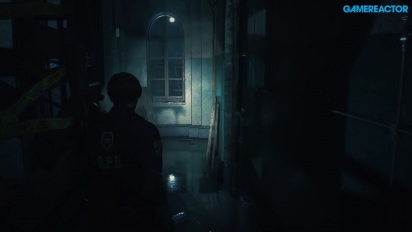 Resident Evil 2 Remake - Exklusives E3 18 Gameplay