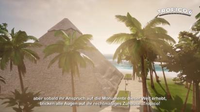 Tropico 6 - Release Trailer (DE)