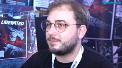 Liberated - Interview mit Konrad Walkuski