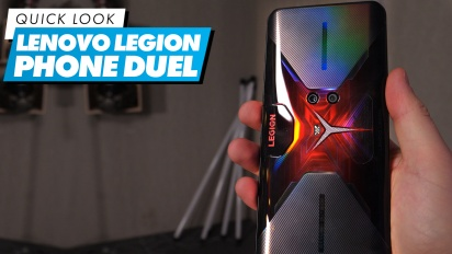Lenovo Legion Phone Duel: Quick Look