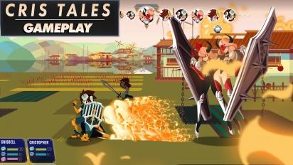 Cris Tales - 17 Minuten Gameplay