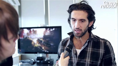 Brothers: A Tale of Two Sons - Interview Josef Fares