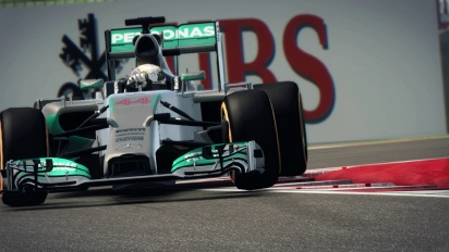 F1 2014 - Announcement Gameplay Trailer