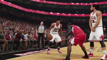 NBA 2K15 - Your Time Has Come Trailer (Deutsch)