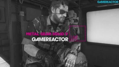 Metal Gear Solid V: The Phantom Pain - Livestream-Wiederholung #1