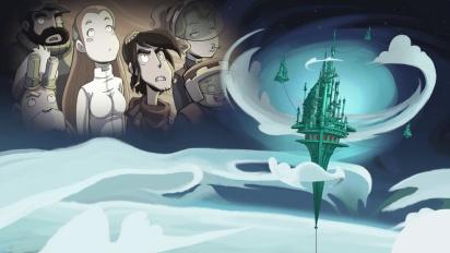 Deponia Doomsday - Intro & Story Cutdown (Deutsche Version)