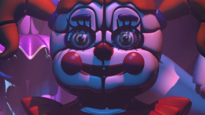 Five Nights at Freddy's: Sister Location - Debut Trailer
