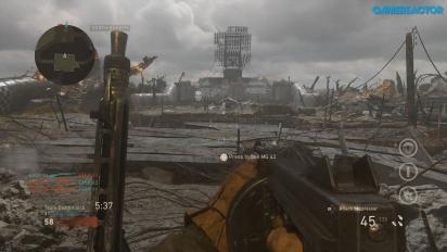 Call of Duty: WWII - Multiplayer-Gameplay: TDM auf Pointe du Hoc
