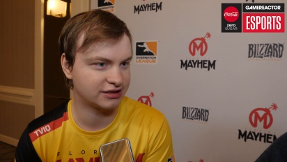 Overwatch League – Interview mit Kevin 'TviQ' Lindström (Florida Mayhem)