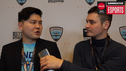 Overwatch League – Interview mit Beoum-jun 'Bishop' Lee (London Spitfire)