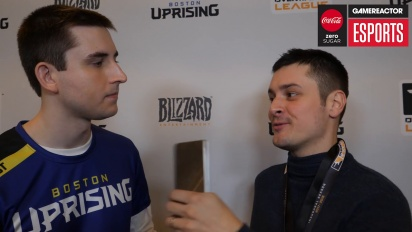 Overwatch League – Interview mit Connor Prince (Boston Uprising)