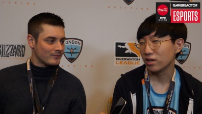 Overwatch League – Interview mit Jae-hee 'Gesture' Hong (London Spitfire)