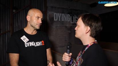 Dying Light 2 - Tymon Smektała E3 2018 Interview