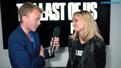 The Last of Us: Part II - Halley Gross E3 2018 Interview