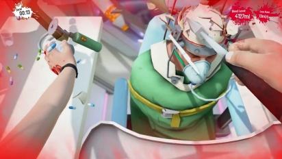Surgeon Simulator CPR - Nintendo Switch Trailer