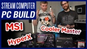 Building Gamereactor's New Streaming PC