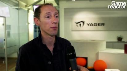 Spec Ops: The Line - Interview Francois Coulon