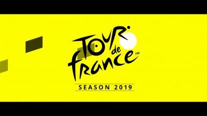 Tour de France 2019 - Announcement Trailer