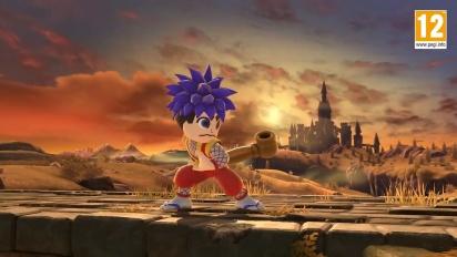 Super Smash Bros. Ultimate - Mii Fighter Costumes #3 Trailer