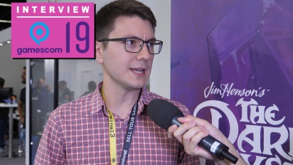 The Dark Crystal: Age of Resistance Tactics - Interview mit David Whitfield