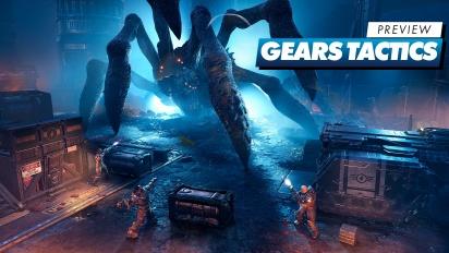 Gears Tactics - Vorschauvideo