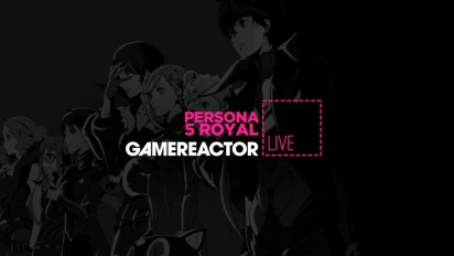 Persona 5 Royal - Livestream-Wiederholung