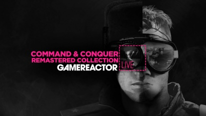 Command & Conquer Remastered Collection - Livestream-Wiederholung