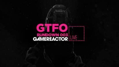GTFO - Rundown 003 ''The Vessel''  - Livestream-Wiederholung