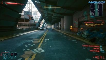 Cyberpunk 2077 - Ansammlung heftiger Spielfehler und Glitches