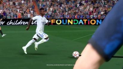 FIFA 22 - Official Gameplay Reveal Spotlight
