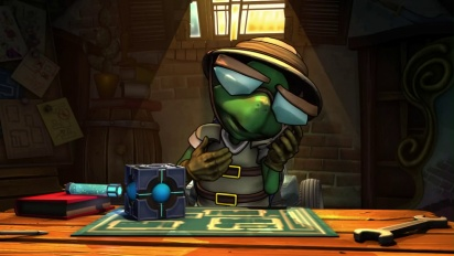 Sly Cooper: Thieves in Time - Bentley Vignette Trailer