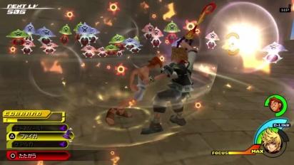 Kingdom Hearts 2.5 Remix - E3-Trailer (Englisch)