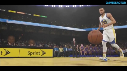 NBA 2K15 - Interview Rob Jones