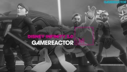 Disney Infinity 3.0 - Livestream-Wiederholung