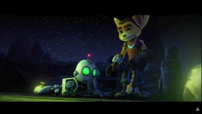 Ratchet & Clank - PSX Gameplay Trailer