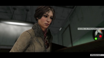 Syberia 3 - Kate Walker's New Journey Trailer