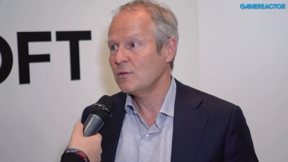 Ubisoft - Interview mit Yves Guillemot