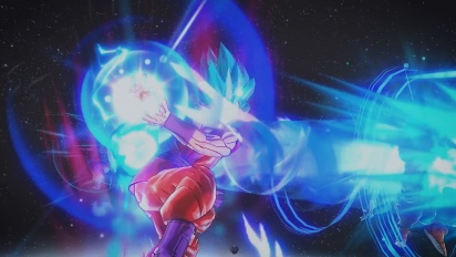 Dragon Ball Xenoverse 2 - Japanese Nintendo Switch Trailer