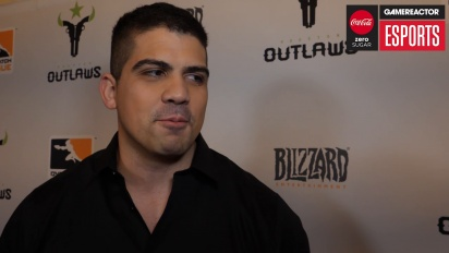 Overwatch League – Interview mit Matt 'Flame' Rodriguez (Houston Outlaws)