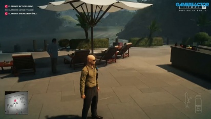 Hitman 2 - Colombia Gameplay