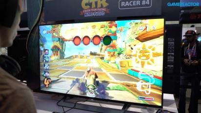 Crash Team Racing: Nitro-Fueled - Gameplay