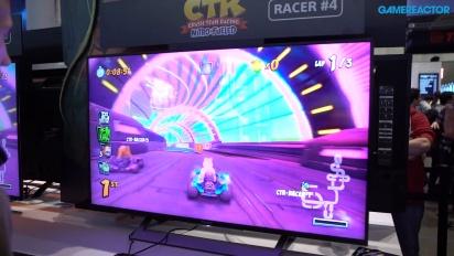 Crash Team Racing: Nitro-Fueled - Gameplay 2